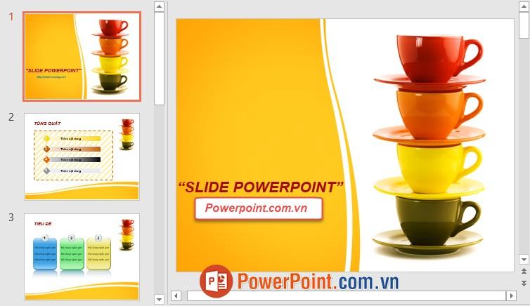 Mẫu Slide PowerPoint đẹp 15