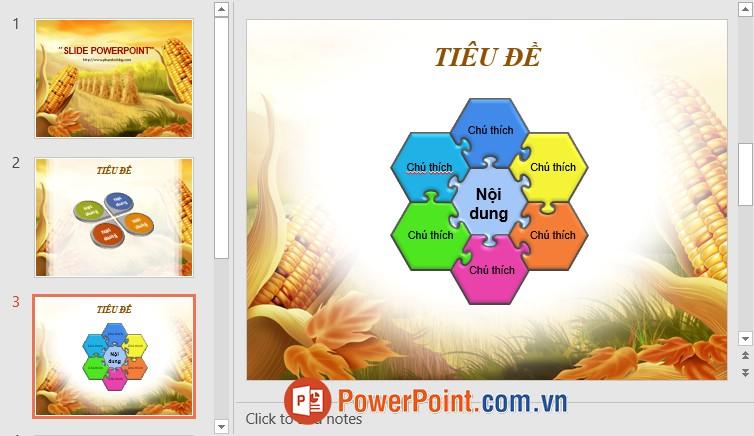 Mẫu Slide PowerPoint đẹp 16