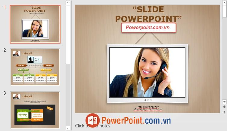 Mẫu Slide PowerPoint đẹp 2