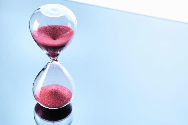 Đồng hồ cát để chèn vào làm nền cho đồng hồ đếm ngược