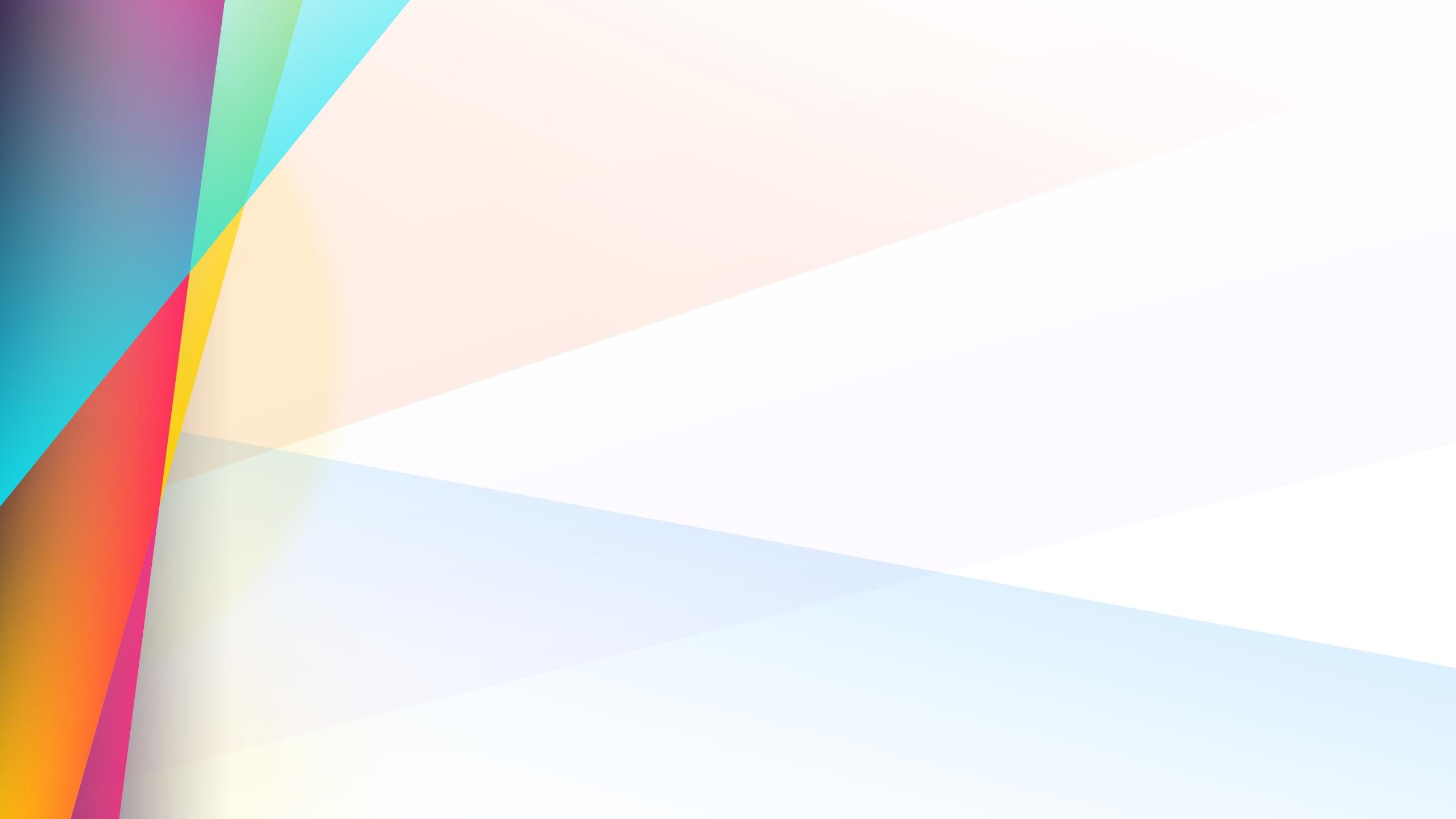 Hình nền đẹp mà đơn giản cho PowerPoint với các màu sắc đan xen