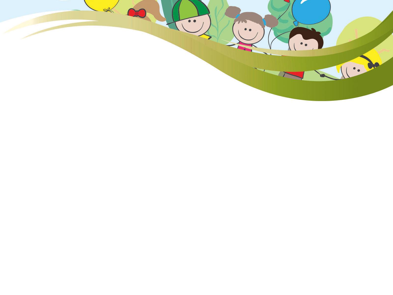 Hình nền Powerpoint cho trẻ em