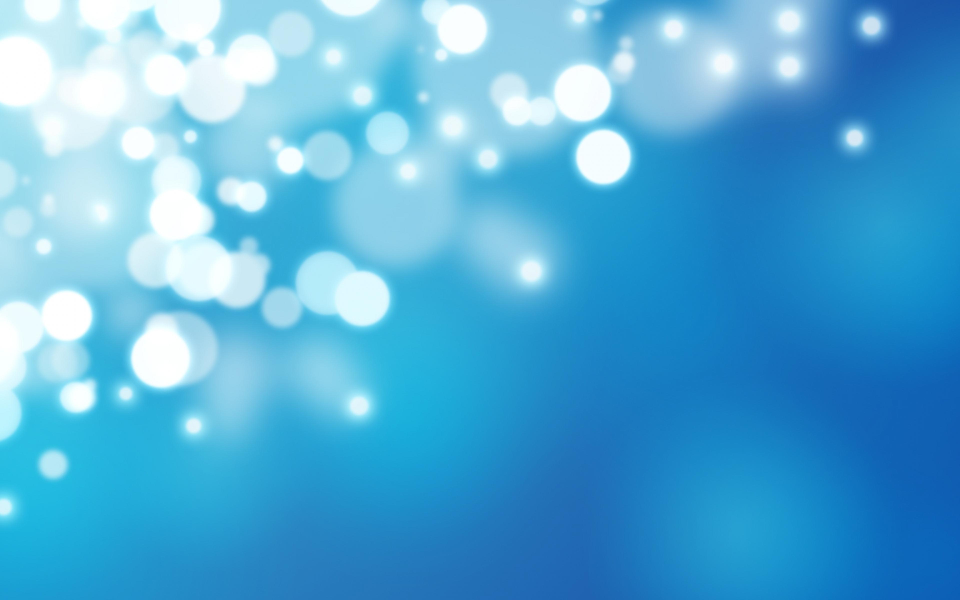 Hình nền PowerPoint nền xanh lung linh ánh sáng