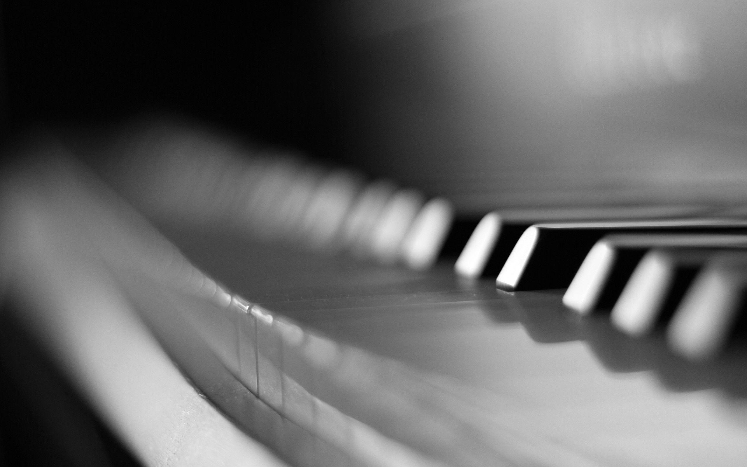 Hình nền Powerpoint piano đẹp